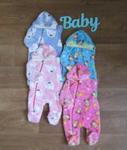 Одежда для новорожденных. Одежда для малышей.